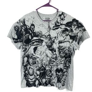 Marvel SuperHero Graphic Tee